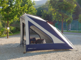 _WOLFLAUNCH_ Car awning tent for SUV camping